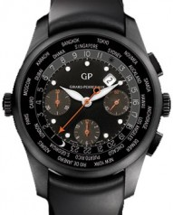 Girard-Perregaux » _Archive » Special Series ww.tc Titanium-DLC Sincere Limited Edition » 49805-24-663SFK6A