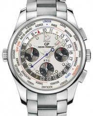 Girard-Perregaux » _Archive » Traveller ww.tc Financial Chronograph » 49805-11-152-11A
