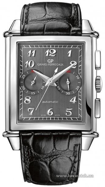 Girard-Perregaux » _Archive » Vintage 1945 XXL Chronograph » 25883-11-221-BB6C