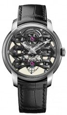 Girard-Perregaux » Bridges » Neo-Tourbillon Three Bridges Skeleton » 99295-21-000-BA6A