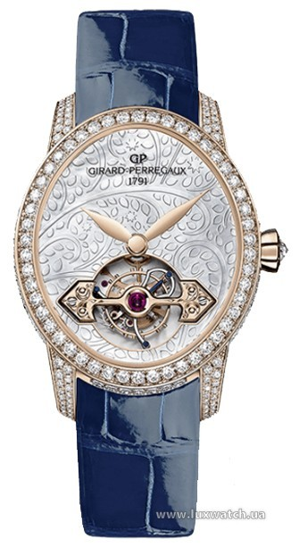 Girard-Perregaux » Cat`s Eye » Tourbillon with Gold Bridge » 99490D52P706-CK6A