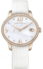 Girard-Perregaux » Cat`s Eye » Small Second » 80484D52A761-BK7A