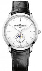 Girard-Perregaux » Girard-Perregaux 1966 » Date and Moon Phases » 49545-11-131-BB60