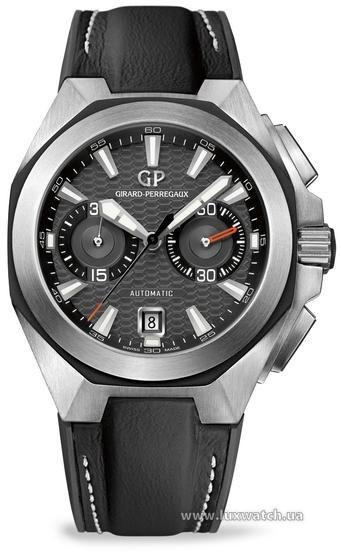 Girard-Perregaux » Hawk » Chrono Hawk » 49970-11-231-HD6A