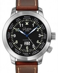 Glashutte Original » 20th Century Vintage » Senator Navigator Worldview »  39-47-07-07-04