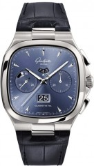 Glashutte Original » 20th Century Vintage » Seventies Chronograph Panorama Date » 1-37-02-03-02-30