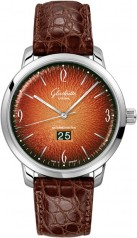 Glashutte Original » 20th Century Vintage » Sixties Panorama Date » 2-39-47-09-02-04