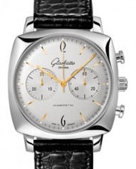 Glashutte Original » 20th Century Vintage » Sixties Square Chronograph » 39-34-03-32-04