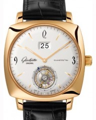 Glashutte Original » 20th Century Vintage » Sixties Square Tourbillon » 94-12-01-01-04