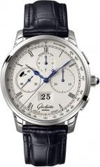 Glashutte Original » Quintessentials » Senator Chronograph Panorama Date » 1-37-01-02-03-30