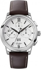 Glashutte Original » Quintessentials » Senator Chronograph Panorama Date » 1-37-01-05-02-35