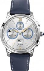 Glashutte Original » Quintessentials » Senator Chronograph The Capital Edition » 1-37-01-06-03-35