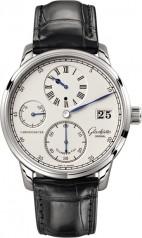 Glashutte Original » Quintessentials » Senator Chronometer Regulator » 1-58-04-04-04-04