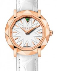 Graff » _Archive » Dress Graffstar 30 mm » Graffstar 30 mm RG White Dial