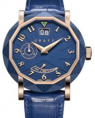 Graff » _Archive » Bespoke Power Reserve » Power Reserve RG Blue Dial