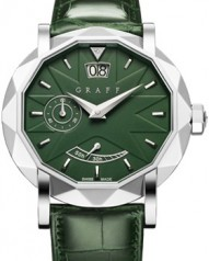 Graff » _Archive » Bespoke Power Reserve » Power Reserve WG Green Dial
