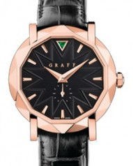 Graff » _Archive » Dress Graffstar 43 mm » Graffstar 43 mm RG Black Dial