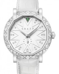 Graff » _Archive » Dress Graffstar 43 mm » Graffstar 43 mm WG Diamond White Dial
