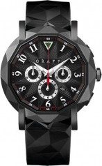 Graff » _Archive » Sport Chronograff 42 mm » CG42DLCB