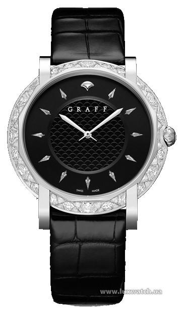 Graff » Graffstar » Slim 43 mm » GSU43WGDBL