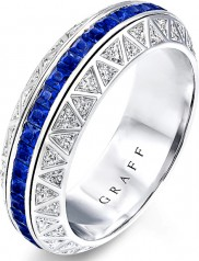 Graff » Jewellery » Wedding Bands for Him » RGR387