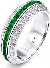 Graff » Jewellery » Wedding Bands for Him » RGR389
