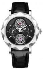 Graff » Mastergraff » Double Tourbillon GMT 47mm » MGD47WGB