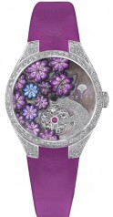 Graff » Technical Watches » Graff Floral 37 mm » MGFA37WGSLDMPT