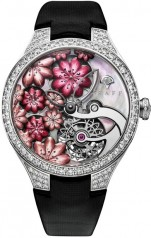 Graff » Technical Watches » Mastergraff Floral Tourbillon » MGF38WGSLDMPP