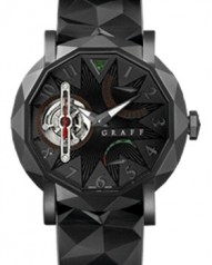 Graff » Technical » Mastergraff Tourbillon 45 mm » Mastergraff Tourbillon WG DLC Black Dial 45 mm