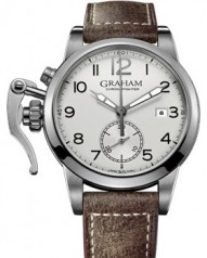 Graham » Chronofighter 1695 » 1695 Steel » 2CXAS.S01A