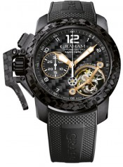 Graham » Chronofighter » Superlight Carbon Tourbillograph » 2CCBK.B35A