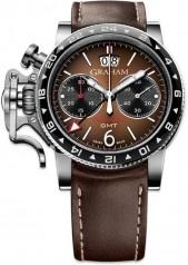 Graham » Chronofighter » Vintage GMT » 2CVBC.C01A