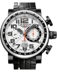 Graham » Silverstone » Stowe GMT Tracklighted » Stowe GMT Tracklighted White