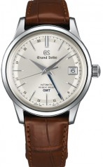 Grand Seiko » Elegance » Automatic GMT 39.5 mm » SBGJ217