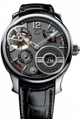 Greubel Forsey » Computeur Mecanique » QP a Equation » 9100 3480
