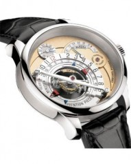 Greubel Forsey » Double Tourbillon 30° » Invention Piece 1 » Invention Piece 1 WG Golden