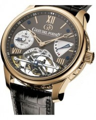 Greubel Forsey » Double Tourbillon 30° » Vision » Double Tourbillon Vision RG Black