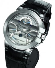 Harry Winston » _Archive » Ocean Triple Retrograde Chronograph » 400/MCRA44WL