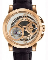 Harry Winston » Haute Horology » Midnight Tourbillon Chronograph »  MIDMTC42RR002