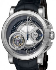 Harry Winston » Haute Horology » Midnight Tourbillon Chronograph » MIDMTC42WW002