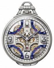 Harry Winston » Haute Horology » Ultimate Quadri Tourbillon Pocket Watch » Harry Winston Ultimate Quadri Tourbillon Pocket Watch