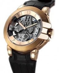 Harry Winston » Haute Horology » Westminster Tourbillon » 400/MMTWR45RL