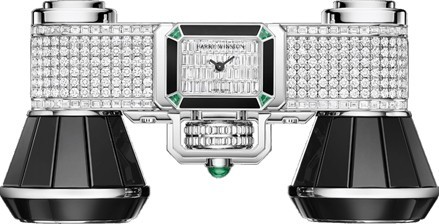 Harry Winston » Jewels That Tell Time » Broadway Glasses » HJTQHM00WW004