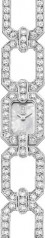 Harry Winston » Jewels That Tell Time » Diamond Links by Harry Winston » HJTQHM16PP001