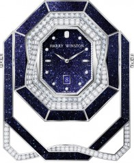 Harry Winston » Jewels That Tell Time » Emerald Time » HJTQHM52WW001
