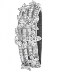 Harry Winston » Jewels That Tell Time » Marquesa Butterfly » 513/LQPP.D/01