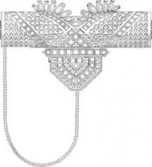 Harry Winston » Jewels That Tell Time » My Precious Time » HJTQHM51WW001