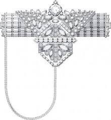 Harry Winston » Jewels That Tell Time » My Precious Time » HJTQHM54WW001