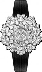 Harry Winston » Jewels That Tell Time » Winston Kaleidoscope High Jewelry Watch by Harry Winston » HJTQHM36PP001